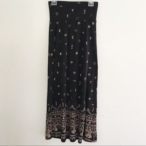 Mossimo Supply Co. | Constellation Boho Maxi Skirt